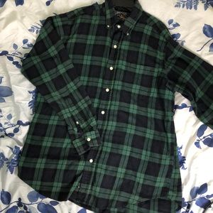 American living button down